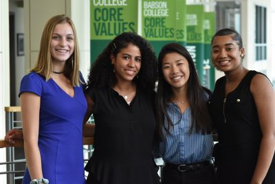 Babson College Youth Impact Lab